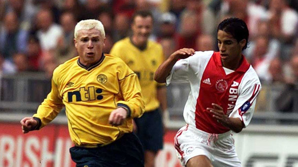 126421 celtics neil lennon facing ajax in the 200102 champions league third qualifying round Live online football streaming: Watch Ajax v Celtic (pre season friendly in Amsterdam)