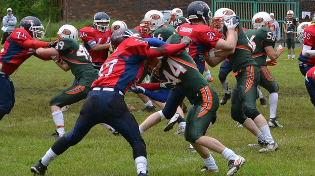 Lanarkshire Longhorns Snatch Victory In Dying Seconds Of
