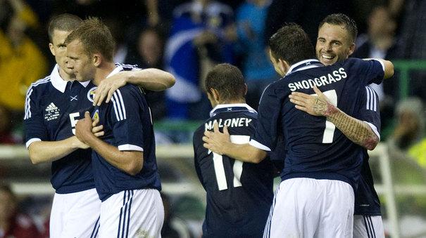 Scotland vs Serbia