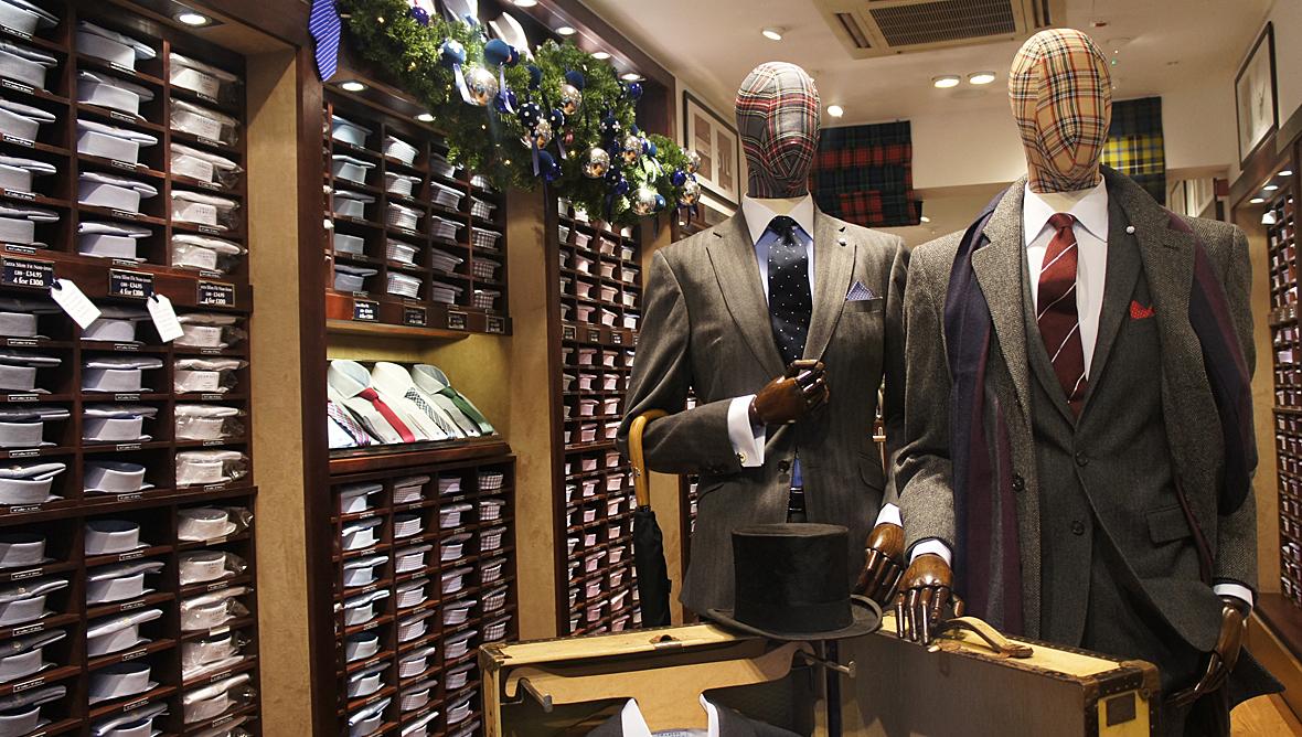 Mens Fashion Shops Glasgow