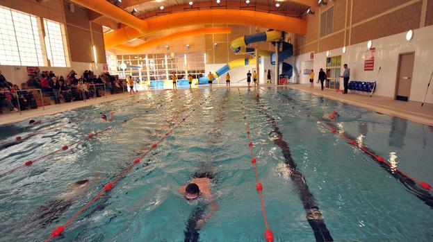 Fraserburgh 39 s new community pool makes big splash on - Glasgow city council swimming pools ...