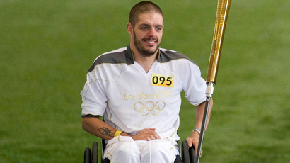 Mike Kerr: The Paralympian will be in Glasgow to open Mobility Solutions.