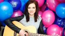 Amy shows her support for the STV Appeal 2012