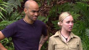I'm a Celebrity 2015: Jorgie and Kieron leave the jungle