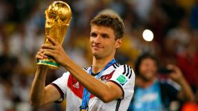 See Thomas Müller's best moments from the 2014 FIFA World Cup