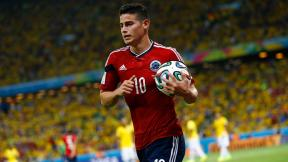 Watch James Rodriguez's best moments from the 2014 FIFA World Cup